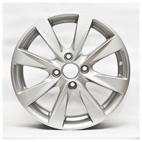 Диск КиК Hyundai  Solaris ( KCr670)  6,0х15 4*100 ET48 d54,1  64151