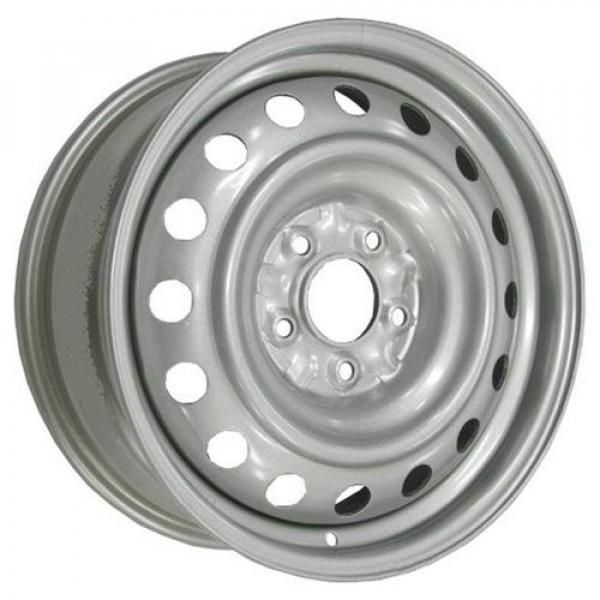 Диск Magnetto 6,0x15 4*100 ET48 d54,1 silver Hyundai Solaris (15003 S AM)