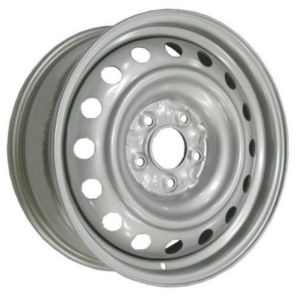 Диск Magnetto 6,0x15 4*100 ET50 d60,0 15001 S AM Silver Lada Largus