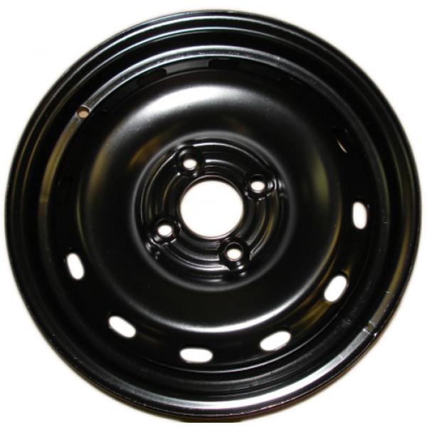 Диск Крем Renault Logan 6,0 R15 4*100 ET50 d60,1 чёрный (235)