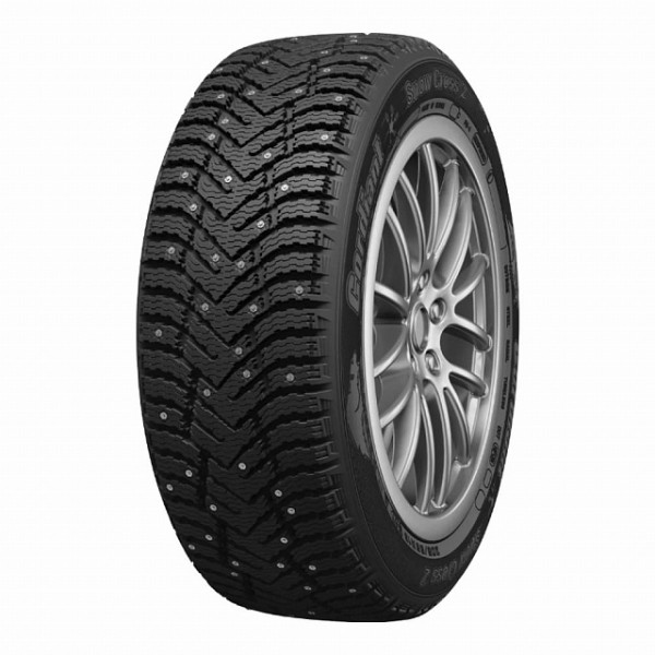 Шина CORDIANT 205/60 R16 Snow Cross 2 96T (шип)