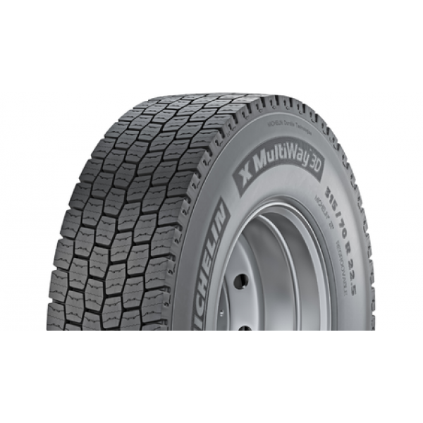 MICHELIN 315/80 R 22.5 X MULTIWAY 3D XDE