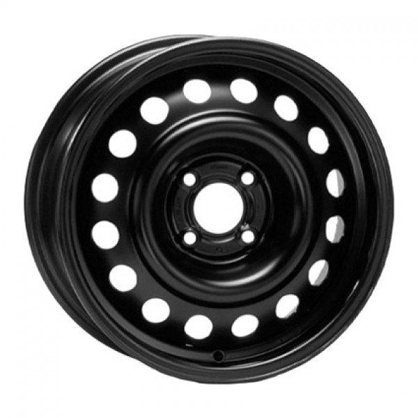 Диск Magnetto 6,0x15 5*112 ET47 d57,1 black WV Jetta (15005 AM)